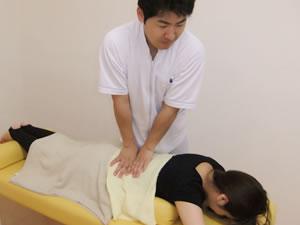 坐骨神経痛 手技